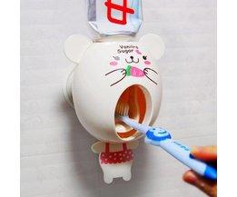 Schattige Automatische Tandpasta Dispenser