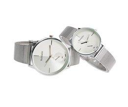 Womage Quartz Watch
