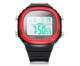 Sportief Horloge met Chronograaf