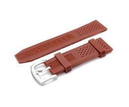 Horlogebandje van Rubber