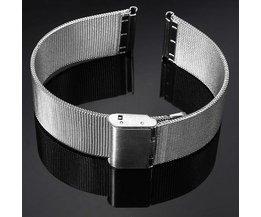 Horlogeband van 18, 20, 22 of 24mm