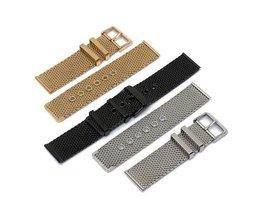 Horlogebandje van 20mm