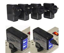 USB Muurlader Adapter