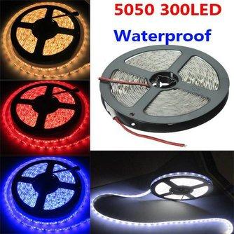 SMD 5050 LED Strip 300 LED 5 Meter Waterdicht