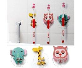 Tandenborstelhouder voor Kinderen