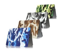 MacBook Pro Case met Camo-Print