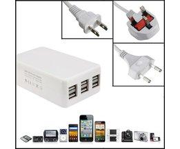 USB-Hub met Stekker