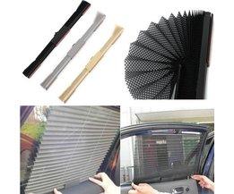 Auto Zonnescherm in 3 Kleuren