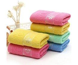Handdoeken Katoen