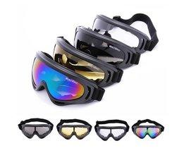 Wolfbike Skibril