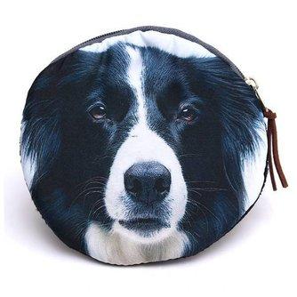 Ronde Portemonnee met Hond