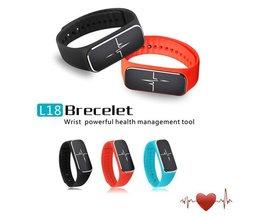 Hartslag Armband Bluetooth L18