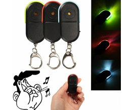 Anti-Lost Alarm met LED Licht