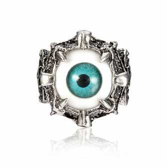 Opvallende Ring met Oog