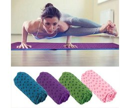 Anti-Slip Yoga Mat Cover In Verschillende Kleuren