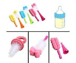 Flessenborstels voor Babyflesjes