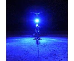 Waterdichte Fietslamp