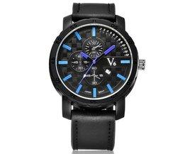 B007 Horloge met Datum