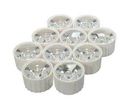 LED Lenzen Voor Lampen 10 Stuks