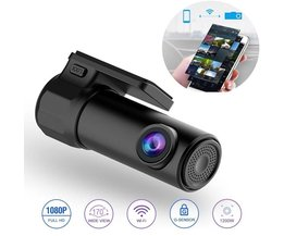Dashcam dashboard camera