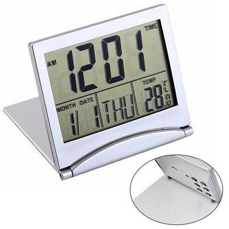 Reiswekker digitaal met LCD