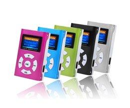 MP3-Speler met Lcd-Scherm
