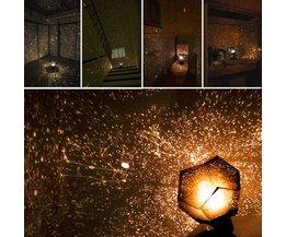 Celestial Star Astro Sky Projectie Cosmos Lichten Projector Night Lamp Starry Romantische Decoratie Verlichting GadgetKoop