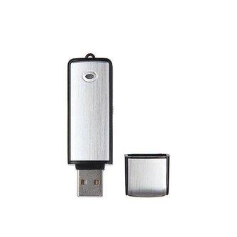 U-disk Digital Mini Audio Sound Recorder 16 GB Professionele Voice Record Dictafoon USB Recorder Opname Pen 2 Kleuren