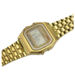 Tijdzone #401 Vintage Vrouwen Mannen Rvs Digitale Alarm Stopwatch Polshorloge Heren Horloges TopLuxe Horloge