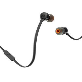 JBL T110 In-Ear Oordopjes
