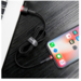 Baseus USB Kabel voor iPhone x Charger Oplaadkabel voor iPhone 8 7 6 6 s plus USB Data Kabel telefoon Cord Adapter