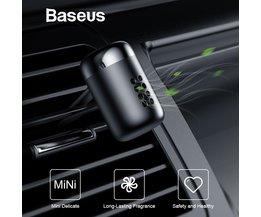 Baseus Aromatherapie Auto Luchtverfrisser Auto Luchtuitlaat Parfum langdurige Luchtverfrisser Geur Clip Diffuser solide parfum