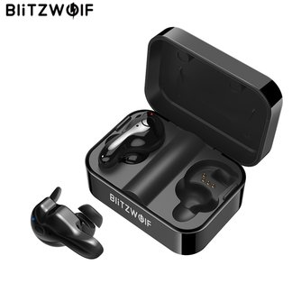 Blitzwolf V5.0 TWS Draadloze Sport Oortelefoon Hi-Fi