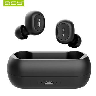 QCY qs1 TWS 5.0 Bluetooth hoofdtelefoon 3D stereo