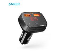 Anker Carkit met 2 USB Poorten