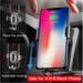 Baseus Auto Mount Qi Draadloze Oplader Voor iPhone XS Max X XR 8 Snelle Draadloze Opladen Auto Telefoon Houder Voor samsung Note 9 S9 S8
