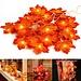 Verlichte Herfstbladeren Versiering