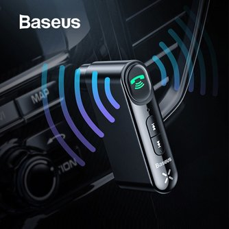 Baseus Bluetooth Carkit met 3,5mm Jack