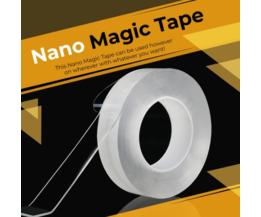 Magic Tape Dubbelzijdig Nano Tape