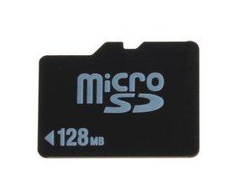 Micro SD-kaart 128MB