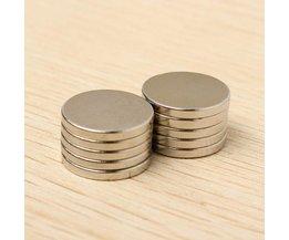 Sterke Mini Magneten 10 stuks