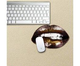 Mousepad met Lippen Kopen