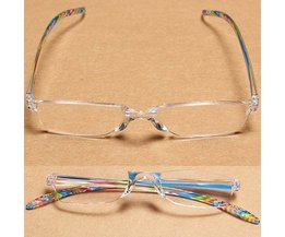 Leuke Leesbril Blauw met Anti Slip