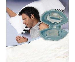 Silicone Neusclip tegen Snurken
