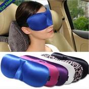 Slaap Masker 3D voor Onderweg