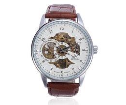 Sewor Skelet Horloge