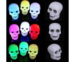 LED Skull (5 Stuks)