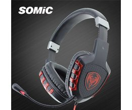 Gaming Headset USB Surround