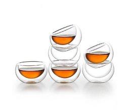 Dubbelwandige Glazen (6 Stuks)
