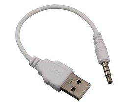 USB Audio Plug voor iPod Shuffle